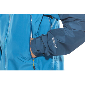 Mountain Equipment M's Quarrel Jacket Lagoon Blue/Marine